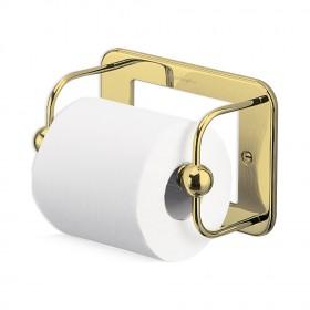 Держатель туалетной бумаги Burlington A5 GOL