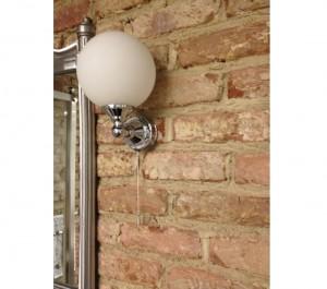 Светильник Burlington T50 для ванной комнаты в интерьере