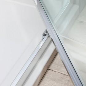 Дверь PIVOT 900 мм с боковым экраном 1000 мм