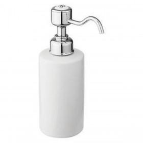 Дозатор для жидкого мыла встраиваемый Burlington A48 CHR