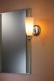 Светильник Burlington 1619/BL54 CHR для ванной комнаты в интерьере