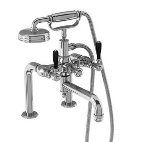 Набортный смеситель Arcade для ванны ARC2018 CHR+ARC66 CHR