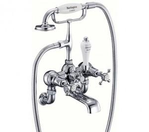 Настенный смеситель Burlington для ванны CL17A