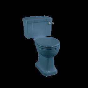 Унитаз-моноблок Burlington P5 BLUE C1 BLUE