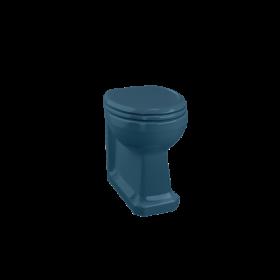 Унитаз пристенный Burlington P14 BLUE