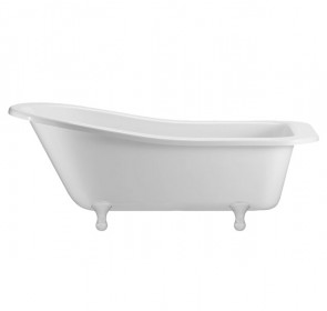Ванна Burlington Buckingham slipper 150x75 E6 E10 WHI