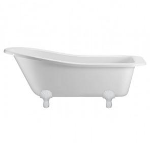 Ванна Burlington Buckingham slipper 150x75 E6 L3W
