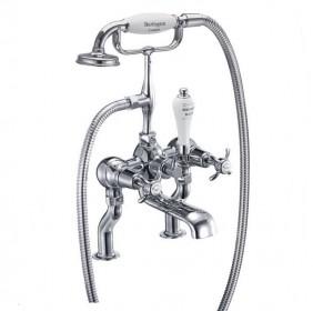 Набортный смеситель Burlington для ванны AN15